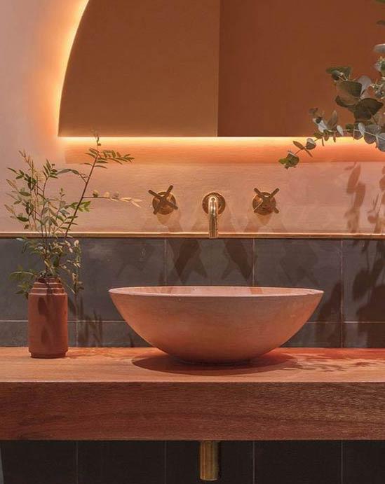 vividorque Bathroom Collection by bathroom culture